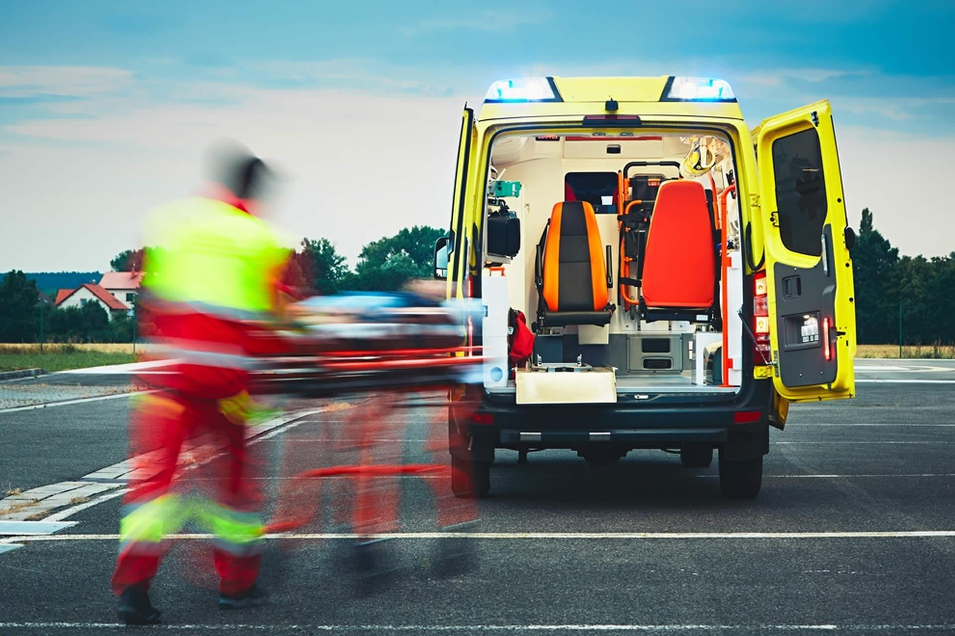 slide-ambulanza